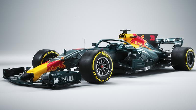 Gaat De Nieuwe Rb14 Van Red Bull Racing Er Zo Uitzien