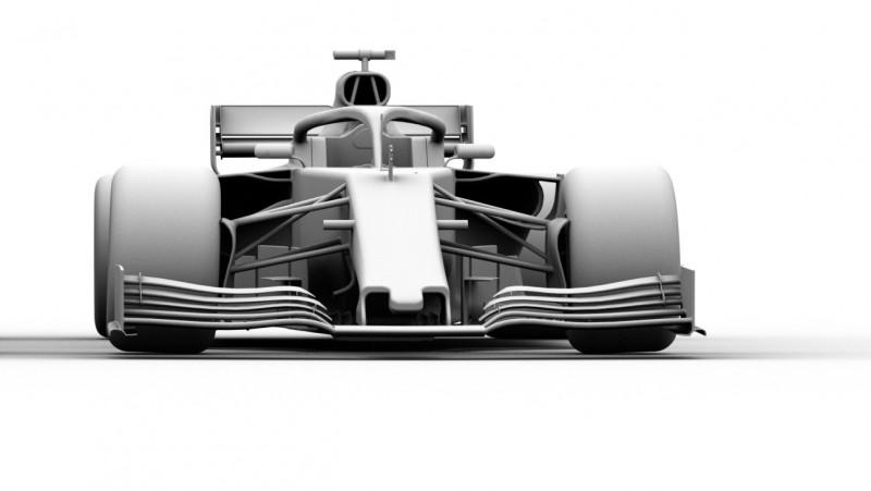 In Beeld De Formule 1 Auto S Van 2019